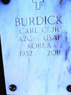 Carl Cortland Burdick, Jr
