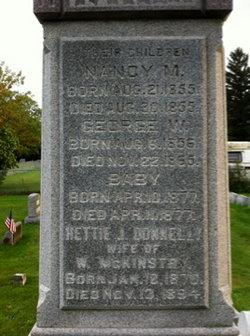 Hettie J. <I>Donnelly</I> McKinstry