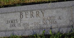Marie A Berry