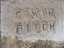 "Edwin Edgar ""Ed"" Fitch"