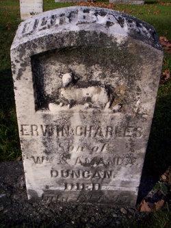 Erwin Charles Duncan