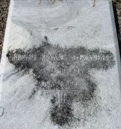 Bennie Bryant Alexander