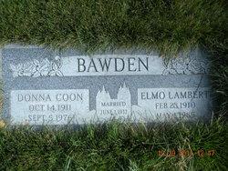 Elmo Lambert Bawden