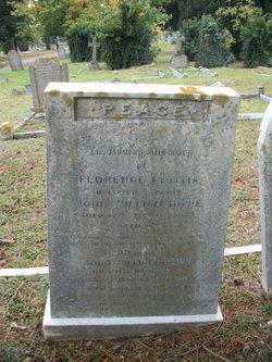 Florence Letitia Howe