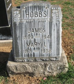 Mary <I>Curtis</I> Hobbs
