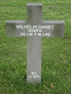 Wilhelm Handt