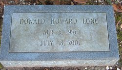 Donald Howard Long