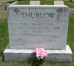 Leroy Everett Thurlow
