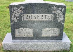 Elizabeth W. Roberts