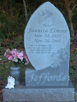 "Juanita ""Nita"" <I>Elmore</I> Jeffords"