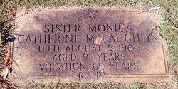 Sr Monica Catherine McLaughlin