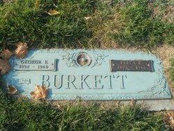 Eliza R Burkett
