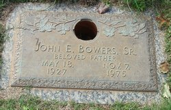 John Earl Bowers, Sr