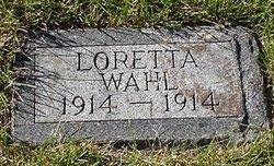 Loretta Wahl