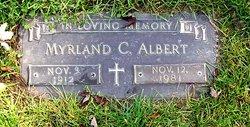 Myrland Albert