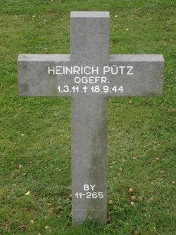 Heinrich Pütz