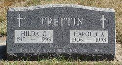 Hilda Claire Josephine <I>Groth</I> Trettin