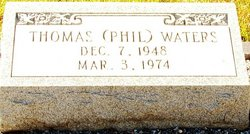 "Thomas ""Phil"" Waters"