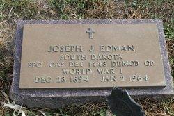 Joseph John Edman
