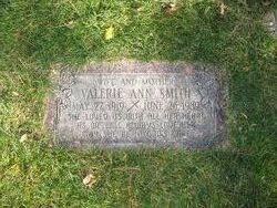 Valerie Ann <I>Chrusciel</I> Smith