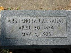 Lenora <I>Nash</I> Carnahan