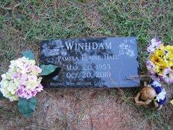 Pamela Elaine <I>Hall</I> Winhdam