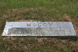 George F McCoy