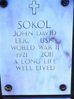 LTJG John David Sokol