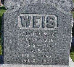 Leni Magdalene <I>Steil</I> Weis