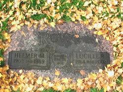 Helmer M. Rovig