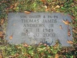 "Thomas James ""T-Bone"" Andrews, Jr"