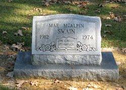 Essie Mae <I>McAlpin</I> Swain