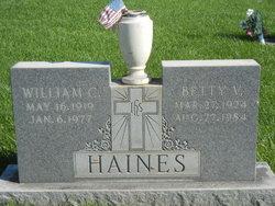 William Clarence Haines