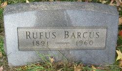 Rufus Barcus