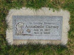 Annabelle <I>Kitchen</I> Thompson Carney