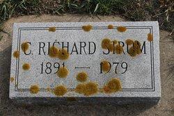 C Richard Strom