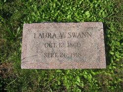 Laura V Swann