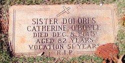 Sr Dolores Catherine O'Boyle