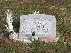 Harley Joe Hails