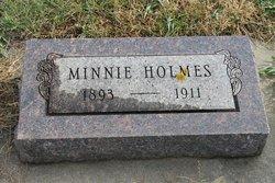 Minnie Holmes