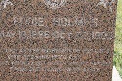 Eddie Holmes