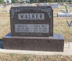 """Dale """"Red"""" Walker"""