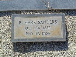 B Mark Sanders
