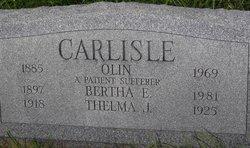 Thelma J Carlisle