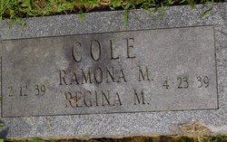 Ramona M Cole