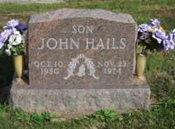 John Hails