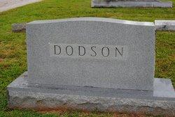Mary <I>Wilson</I> Dodson