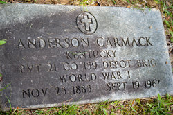 """Anderson """"Ance"""" Carmack"""