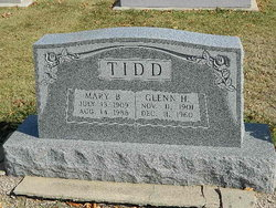 Mary B Tidd