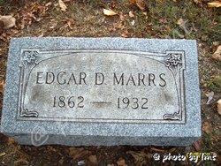 Edgar D Marrs